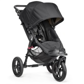 Baby Jogger City Elite Singel, Black