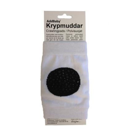 KalleKryp, Vit m svart cirkel