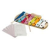 Xylofon i glada färger