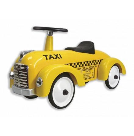 Image Toys Gåbil i Metall, Taxi