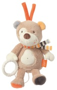 babyFEHN Babylove Minispelsdosa Koala