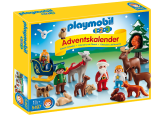 Playmobil Adventskalender Jul I Skogen