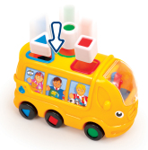 Sidney School Bus