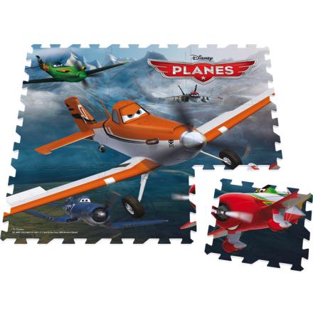 Jumbo Golvpussel Flygplan