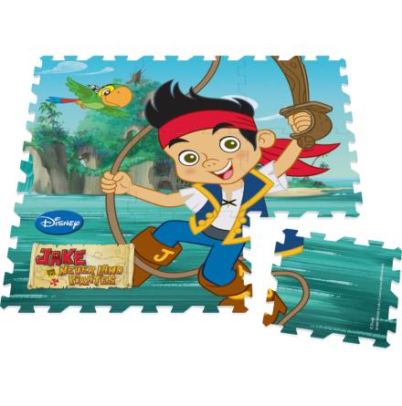 Jumbo Golvpussel Jake & Neverland Piraterna