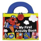Babyns Första Aktivitetsbok