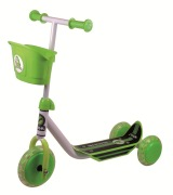 Stiga Scooter Mini Kid 3W, Gr�n