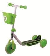 Stiga Scooter Mini Kid 3W, Grön