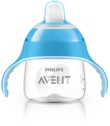 Philips Avent Pipmugg Blå Premium, 200ml, 6m+