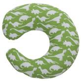Amningskudde Babysaur, Grön