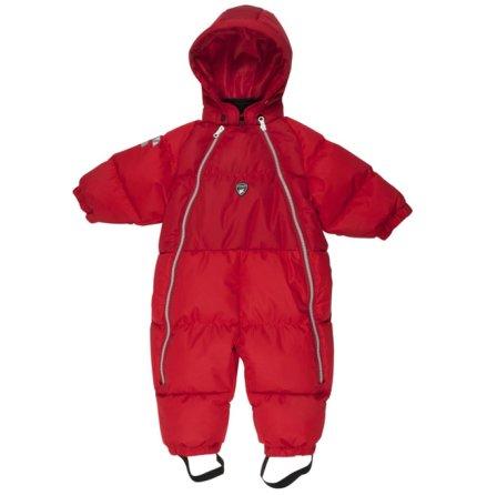 Lindberg Stöten Baby Overall, Red/Red