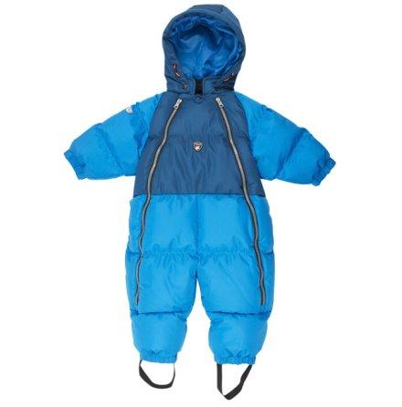 Lindberg Stöten Baby Overall, Petroleum/Bluejay