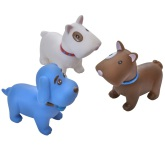 Badleksak Hundvalpar 3-Delar