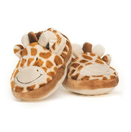 Diinglisar Wild, baby tofflor, Giraff