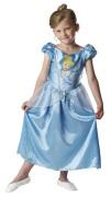 Disney Princess Klänning Askungen 7-8 År