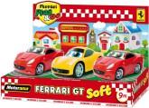 Ferrari Mjuka Bilar 3-Pack