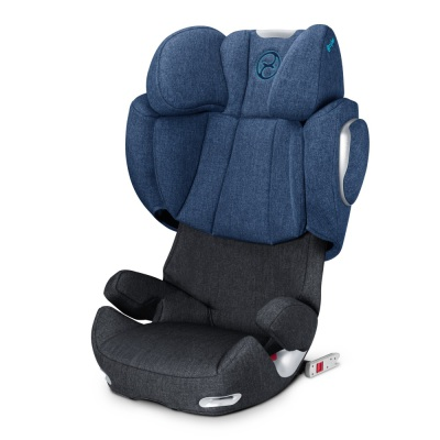 Cybex Solution Q2-Fix PLUS, True Blue