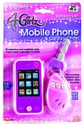 4 Girlz Mobiltelefon Och Bilnycklar