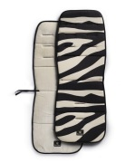 CosyCushion Sittdyna, Zebra Sunshine