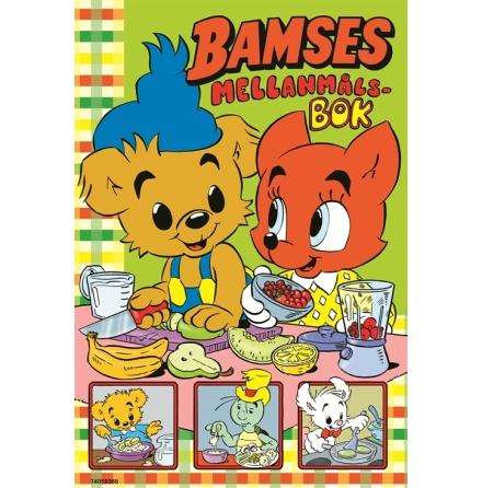 Bamses Mellanmålsbok