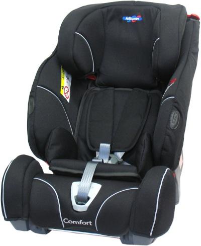 Klippan TrioFix Comfort, Freestyle