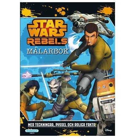 Målarbok Star Wars Rebels