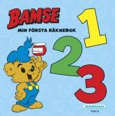 Bamse - Min Första Räknebok 1,2,3. Pekbok.