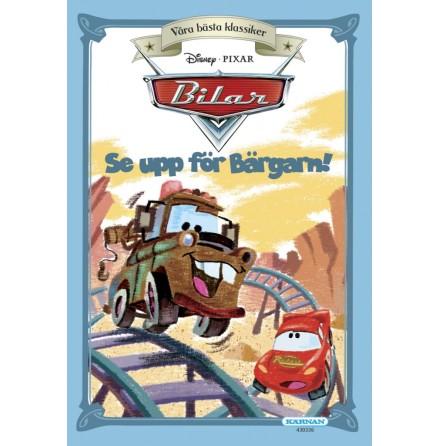 Disneyklassiker Bilar - Se upp för bärgararen