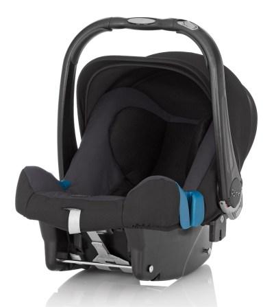 Britax Baby-Safe Plus SHR II, Black Thunder