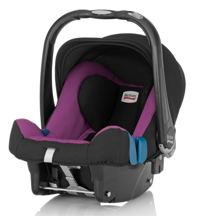 Britax Baby-Safe Plus SHR II, Cool Berry