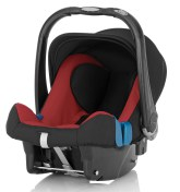 Britax Baby-Safe Plus SHR II, Chili Pepper