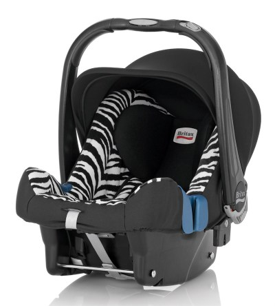 Britax Baby-Safe Plus SHR II, Smart Zebra