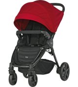 Britax B-AGILE 4 Plus, Chili Pepper