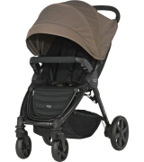 Britax B-AGILE 4 Plus, Fossil Brown