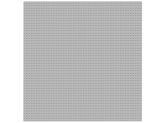 Lego Classic Grå Basplatta