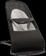BabyBj�rn Babysitter Balance Soft, Mesh Svart/Gr�