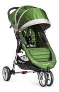 Baby Jogger City Mini Singel, Lime/Gray
