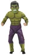 Hulk Deluxe Dräkt Stl 116