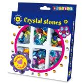 Kristallstenar