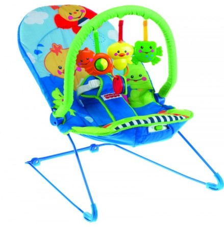 Fisher Price, Soothe n´ Play Bouncer