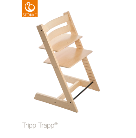 Tripp Trapp, Natural