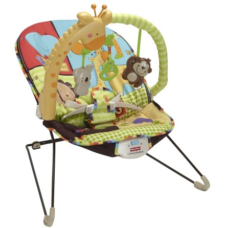 Baby Zoo Playtime Bouncer