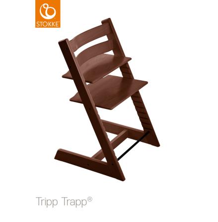 Tripp Trapp, Walnut Brown Classic