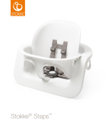 Stokke Steps Baby Set barnsits, White