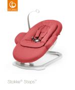 Stokke Steps Bouncer babysitter, Red