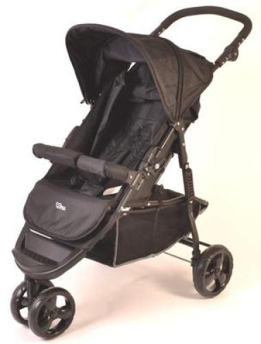 2Me Jogger Mini New York, Svart