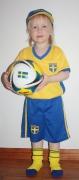 Fotbollsset Sverige 116cl