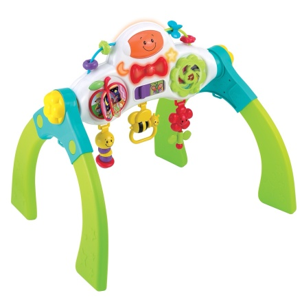 Happy Baby Grow-with-Me Babygym