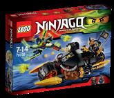 Lego Explosiv Motorcykel