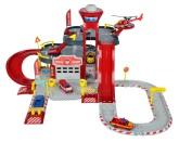 Creatix Räddningsstation, med helikopter+Bil